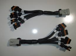 ls1 ls6 ignition coil harness set for relocation brackets for 8 ls1 ls6 ignition coil harness set for relocation brackets for 8 coil packs