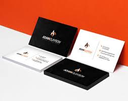 Standard Business Card Printing High Quality Printplace