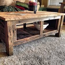 Handcrafted from 100yr old barn wood. Coffee Table |