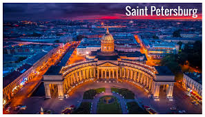 Saint Petersburg Russia Detailed Climate Information And
