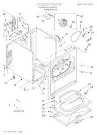 Roper dryer parts at roper dryer wiring diagram gooddy org and plug