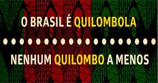 Resultado de imagem para QUILOMBOLAS