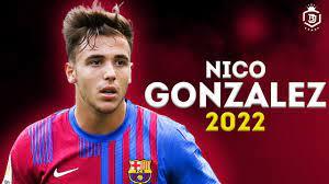 Nico Gonzalez 2022 - The Future Of Barcelona - Genius Skills Show - HD -  YouTube