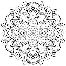 Stress Relief Coloring Pages Easy Pics Of Free Printable Adult