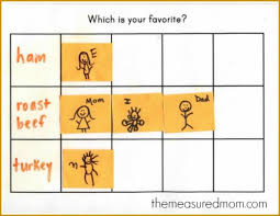 Preschool Charts And Graphs Graphing Activities For Kindergarten The Measured Mom