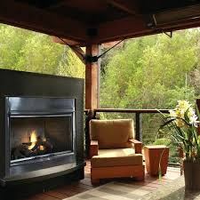 outdoor natural gas fireplace inserts fireplaces log kits uk