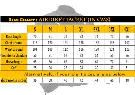 What Is A Zeus Chart Zeus Airdrift Sp X Black Buy All Season Jackets Online