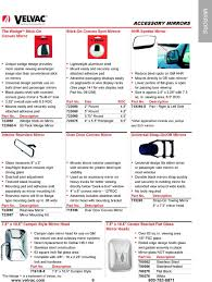 the passing lane since 1934 product catalog product catalog mirrors universal design permits use on on pegboards or wire display racks lower portion of