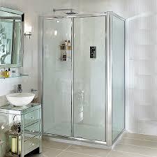 aqata exclusive es305 sliding shower enclosure 1400 x 900