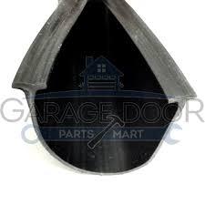 garage door bottom 6 t vinyl weather seal