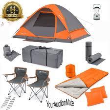Xscape Designs Explorer 2 Dome Tent Details About Ozark Trail 22 Piece Camping Gear Combo