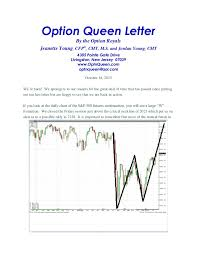 October 18 2015 With Charts