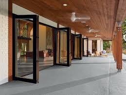 best of exterior bifold doors with folding patio glass doors marvin doors