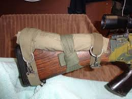 scope not mounted yet rings still in the mail