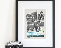 music room decor etsy on manchester skyline wall art with manchester wall art elitflat