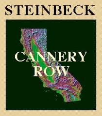 cannery row printing history
