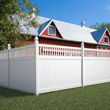white privacy fence ideas. Therefore, You Need To Know Some Ideas In Choosing The Right Fence, Particularly One That Is Suit Into Your House. Here They Are! White Privacy Fence