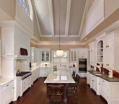 Cathedral Ceiling Kitchen Lighting Kitchen Kitchen Lighting Vaulted Ceiling Table Accents