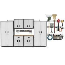 home depot garage storage cabinets. ready-to-assemble 72 in. h x 128 w 18 home depot garage storage cabinets