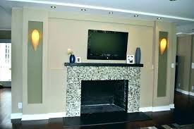 fireplace tile design ideas with wall modern fireplac