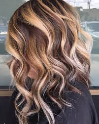 Modern Medium To Long Hairstyles Ombre Balayage Hair Styles For