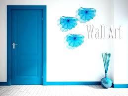 viz glass chandelier viz art glass full size of wall glass wall art wall art best