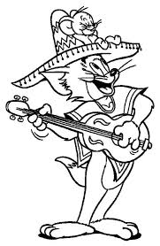 Since there are no color 'restrictions,' kids would surely have a. 35 Free Printable Cinco De Mayo Coloring Pages