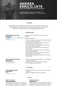 Marketing Resume Sample   Resume Genius Pinterest A concise and attention grabbing test manager CV template