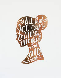 Gold Quotes Beauteous Office Artwork Hand Lettered Print Quote Real Rose Gold Foil