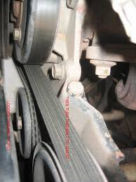 serpentine belt tensioner and squealing jeepforum com serpbelt2 jpg