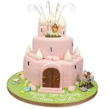 Fairy Castle Birthday Cake Birthday Cakes The Cake Store