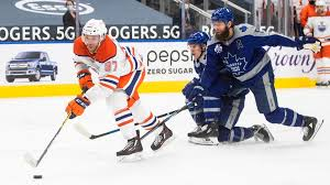 All he had to do was step aside and let his cameraman capture the scene. Connor Mcdavid Scores A Pair Of Goals In 4 3 Overtime Win For Oilers Over Maple Leafs Ctv News