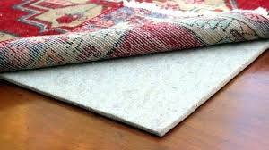 felt and rubber rug pad trend natural rubber and felt rug pad types of pads felt felt and rubber rug pad