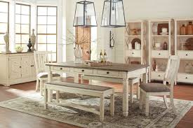 complete dining room sets.  Complete Picture Of Bolanburg Complete Dining Set And Room Sets T