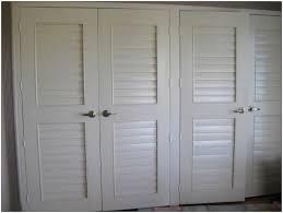 Louvered Bedroom Furniture Modern Vented Closet Doors Roselawnlutheran