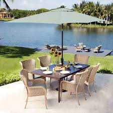 deck furniture home depot. Wonderful Depot Lovable Patio Furniture Umbrella With Umbrellas Outdoor The Home  Depot Intended Deck