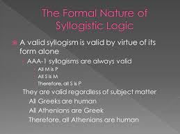 Aaa 2 Venn Diagram Categorical Syllogisms Ppt Video Online Download