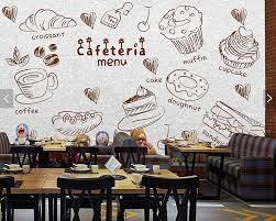 Custom kitchen wallpaper, food fresco ...