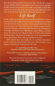 life itself a memoir roger ebert com books