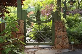 Small Picture Garden Gate Garden Gate Wrought Iron YouTube