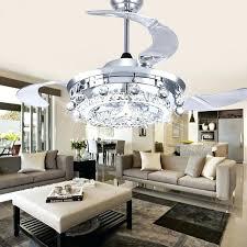 ceiling fan with chandelier india led fan crystal chandelier chandeliers with fans