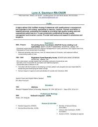 Registered Nurse Resume Objective Musiccityspiritsandcocktail Com