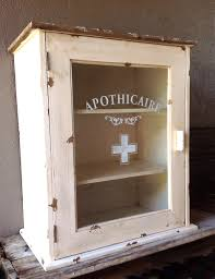 Antique Medicine Cabinet Apothecaire Cabinet Jennifer Price Studio