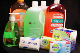 Image result for antibacterial products face