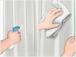 image titled prevent mildew on shower curtain step 7
