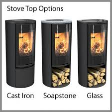 door and glass top contura 510 style stove top plate options