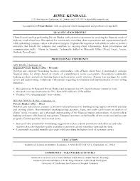 Sample Banker Resume Best Of Personal Banker Resume Sample Job Resume Personal Banker Resume