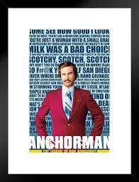 Amazoncom Pyramid America Anchorman Quotes Legend Of Ron Burgundy