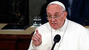 Image result for Pope at US Congress images