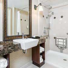 Handicap Accessible Bathroom Design
